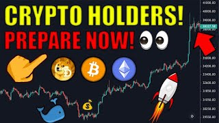CRYPTO is EXPLODING! MASSIVE OPPORTUNITY (BECOME RICH) in AUGUST! BITCOIN & ETHER INVESTORS PREPARE!
