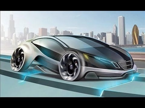 New Car option. See what the world will be like after 20-30 years today