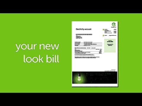EnergyAustralia: Take A Tour Of Our New-Look Bill