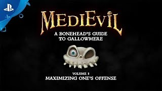 MediEvil | A Bonehead's Guide to Gallowmere, Volume 3 | PS4