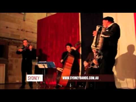 Gypsy Jazz Band - Sydney Bands - Jazz Musicians - World Music Entertainment