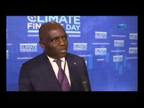 3 ème édition de la conférence internationale journée finance climat s'est tenue marge du sommet