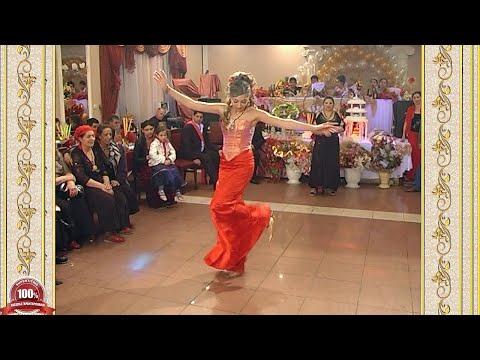 Цыганские танцы девушек на свадьбе. Глаз не оторвешь!