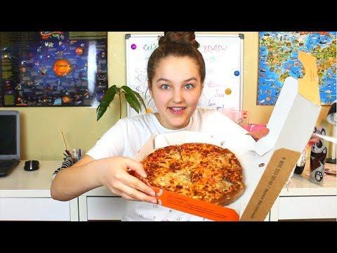 Тестирую доставку Додо-пицца! Как получить бесплатную пиццу