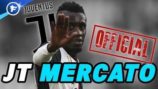 OFFICIEL : Blaise Matuidi quitte la Juventus | Journal du Mercato