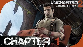 Uncharted 2: Among Thieves - Chapter 1 - A Rock and a Hard Place