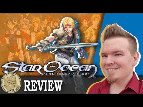 Star Ocean The Second Story Review! - The Game Collection