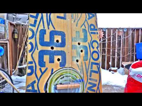 Tin Can Resonator -Crawdad Song (Spring Time Alberta )