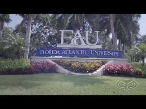 FAU Boca Raton Campus Tour - Student Life