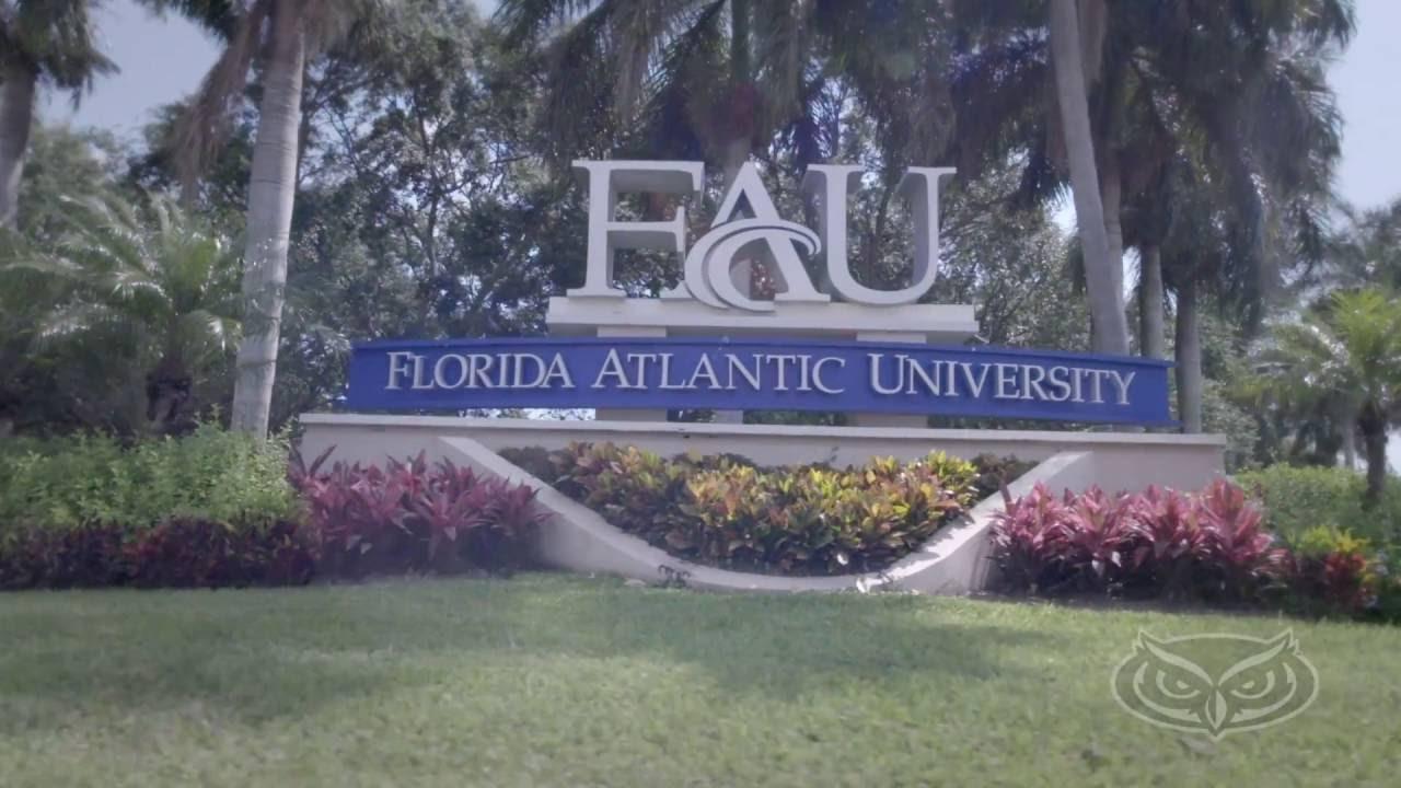 Campus Map Fau.Fau Boca Raton Campus Tour Student Life Youtube