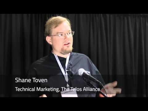 WBA BC 2015 - Shane Toven - Livewire+ & AES67