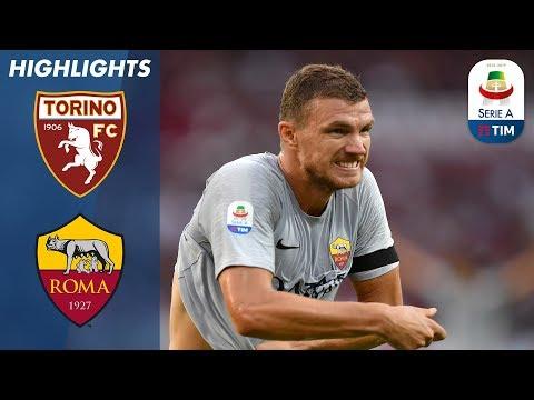 Torino 0-1 Roma   Džeko strikes late to sink Torino   Serie A