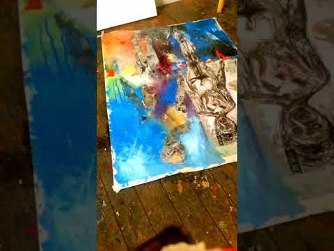 Copy of Contemporary ART by George Masarira ART Studio