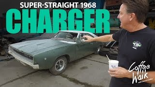 Coffee Walk Ep.17: Left-Hand Drive Brute and one helluva nice '68 Charger
