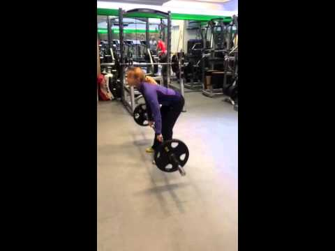Golf Exercise Deadlift by Golf Performance