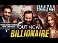 Billionaire Song Out Now | Baazaar | YoYo Honey Singh | Saif Ali Khan | Radhika Apte | Billionaire