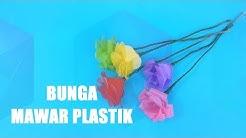 Ide Kreatif Bunga Mawar dari Kantong Plastik Kresek  5fcac488d8