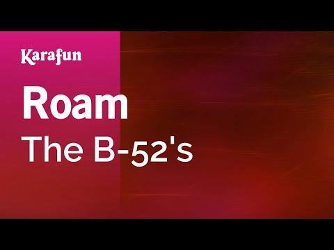 Karaoke Roam - The B-52's *