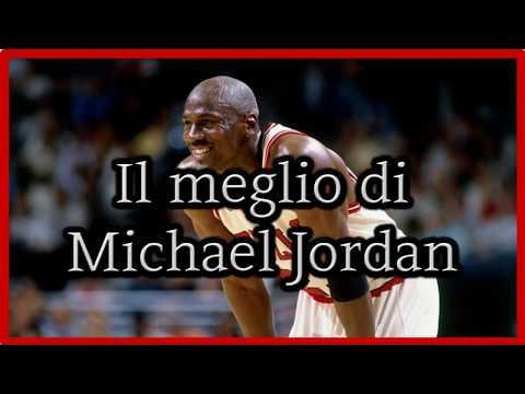 Michael Jordan ❝THE BEST❞│Flavio Tranquillo reaction/commento live delle migliori giocate di MJ!