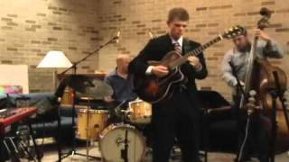 "Impressive young jazz guitarist, Gabe Condon "" This I Dig Of You"" by Hank Mobley"