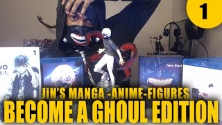 Tokyo Ghoul: Become A Ghoul Edition - JiN's Manga Anime Figures