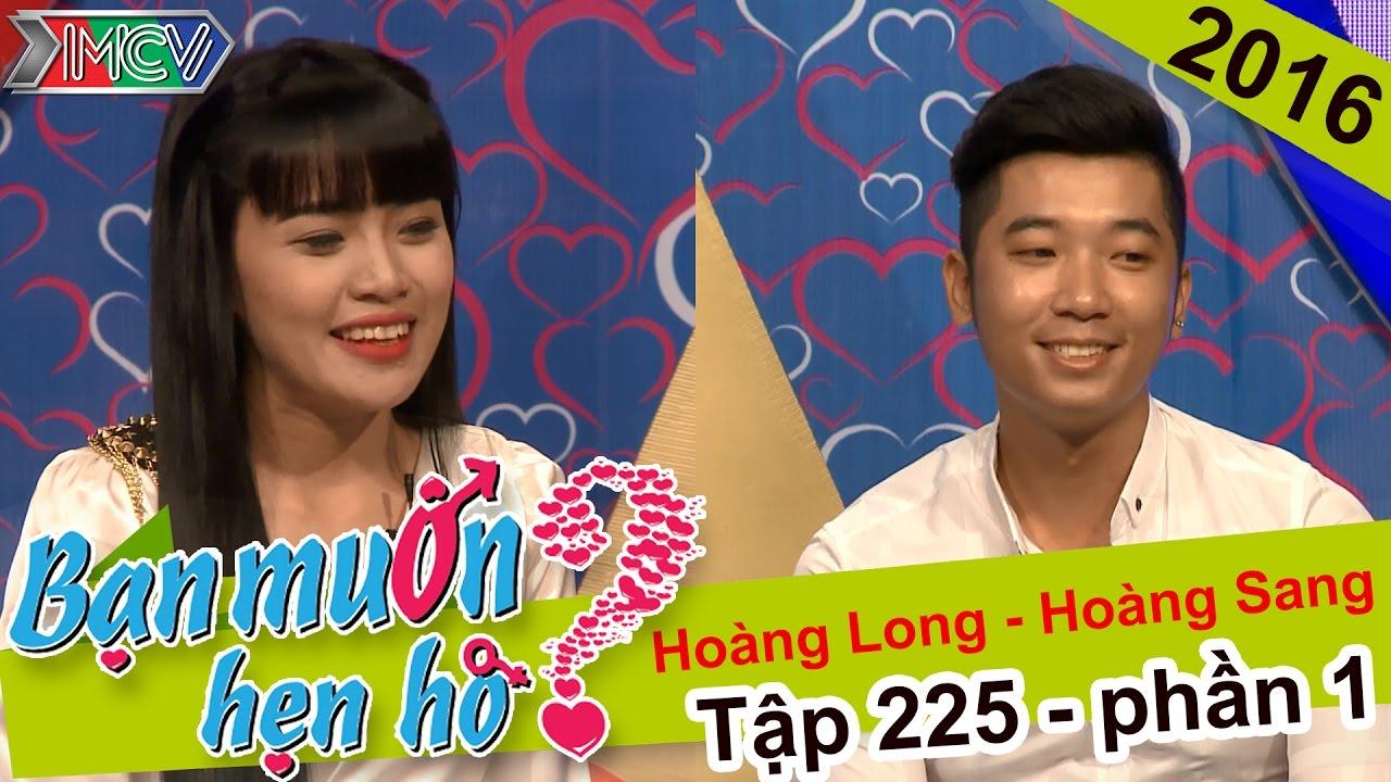 Bất ngờ vì anh chàng vụt mất cơ hội hẹn hò cùng cô gái xinh đẹp | Hoàng Long – Hoàng Sang | BMHH 225