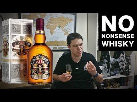Chivas Regal 12 | No Nonsense Whisky #97