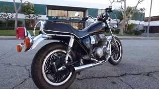 1980 Honda CB 650 Custom