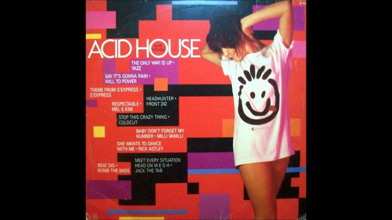 Acid house 1989 vinyl lp youtube for Acid house 1989