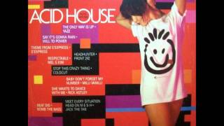 ACID HOUSE  - 1989  VINYL - LP