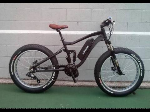 eRanger electric fat bike