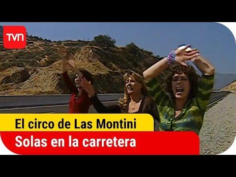 Solas en la carretera | El circo de Las Montini - T1E49