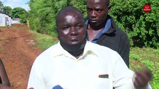 Man cries for justice after being attacked by four brothers over land