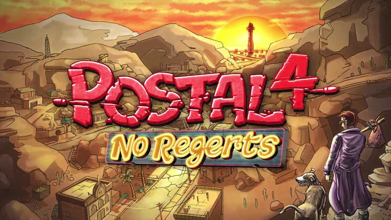 Postal 4 No Regerts Trailer Youtube