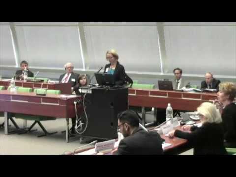 Conférence Cyberjustice Europe 2016 VF — Quand la Justice se montre sur la toile