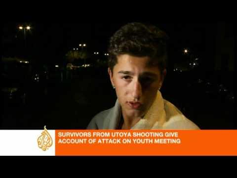 Norway witnesses recount Utoya attack