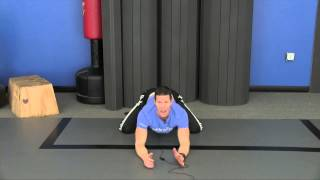 More Ways to Strengthen the Muscles Around the Scapula