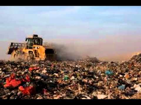 Environmental Issues: Tons of Toxic Waste
