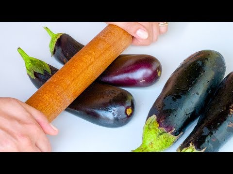 5 Best Eggplant Recipes for Eggplant Haters / ENG SUB
