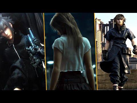The Evolution of Final Fantasy XV