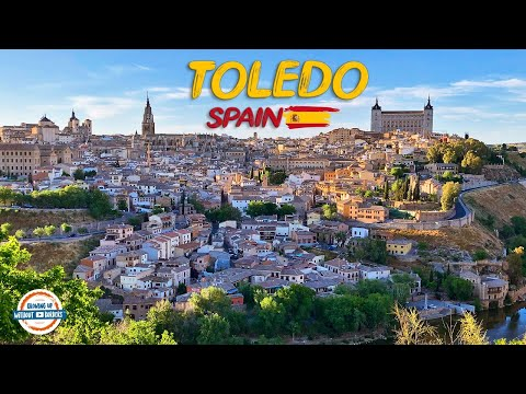 Toledo Spain - A Must See Town and Perfect Day Trip From Madrid | 90+ Countries w/3 Kids