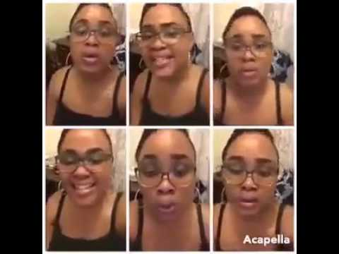 Talented South African Girl Sings An Amazing Acapella Song