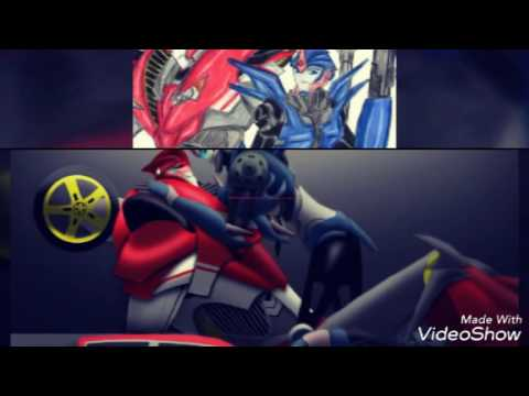 TFP Knockout X Arcee - YouTube