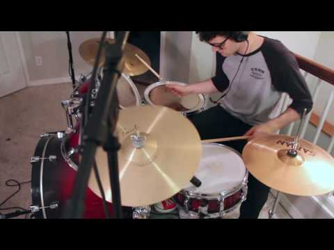 Guns and Ships Hamilton Drum Cover