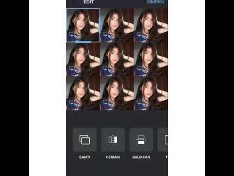 Tutorial Foto Mirror Untuk Ccp Aplikasi Layout Youtube