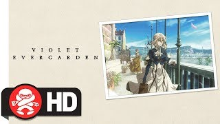 Violet Evergarden | Eps 1-13 + Special Blu-Ray | Available for Pre-Order Now