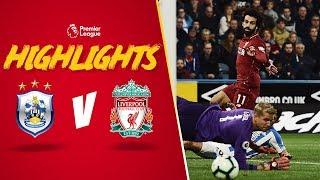 Highlights: Huddersfield 0-1 Liverpool | Salah strikes to maintain unbeaten start
