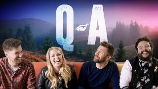 A Very Special Q&A (LIVE SHOW ANNOUNCEMENT!)