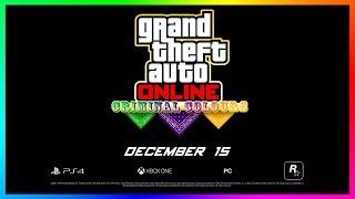 GTA Online Criminal Colours DLC Update Concept - Gangs, Territories & MORE! (GTA 5 DLC Fan Made)