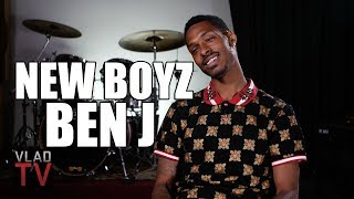 Ben J on Why The New Boyz Haven't Reunited (Part 6)